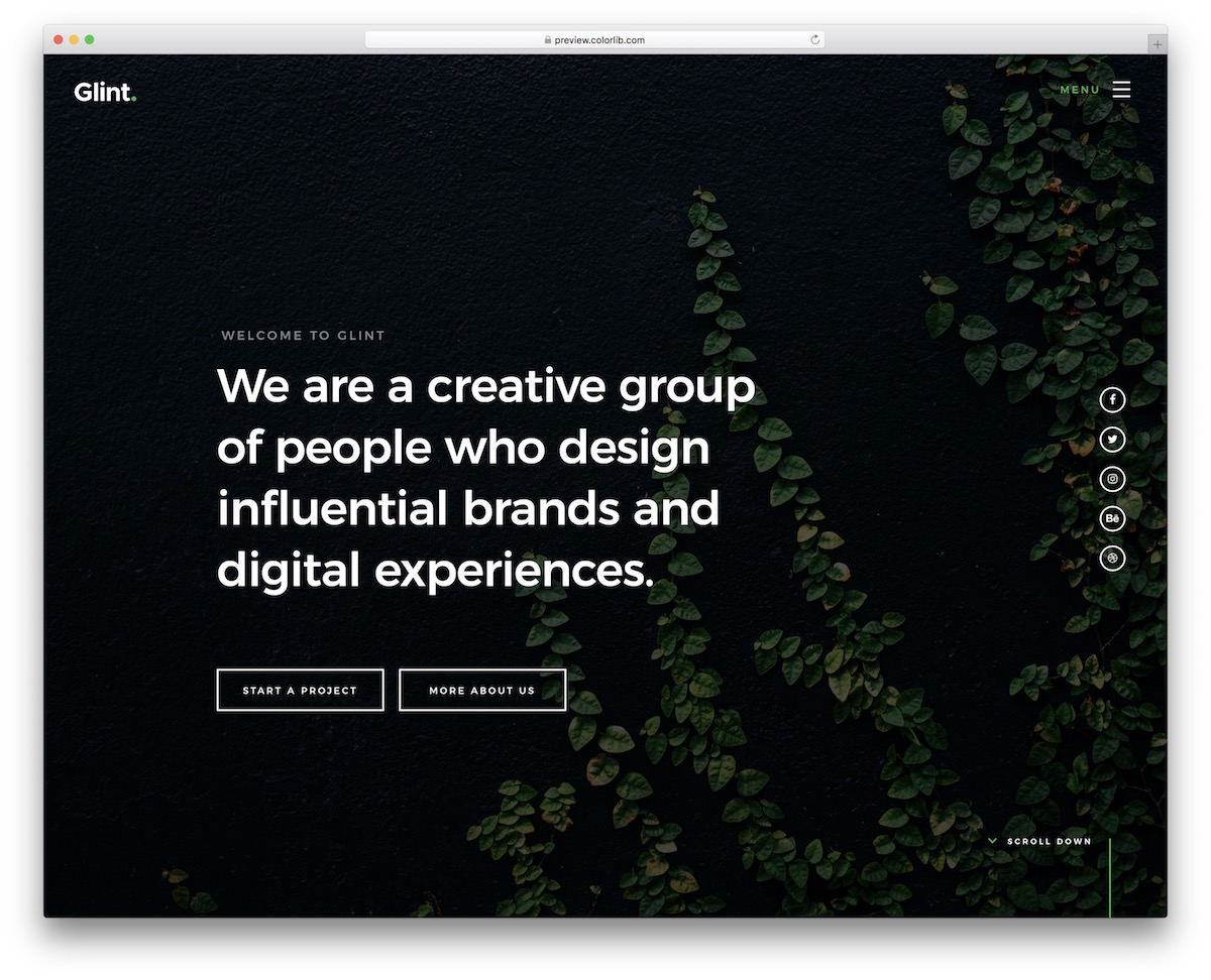 Free Bootstrap Landing Pages Templates