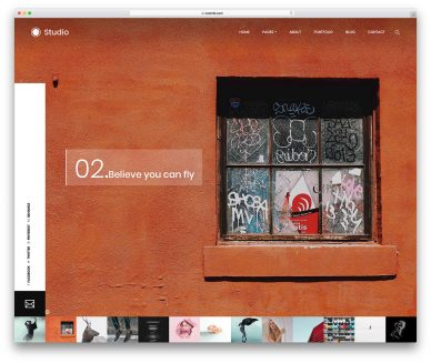 Best Free Photography Website Templates