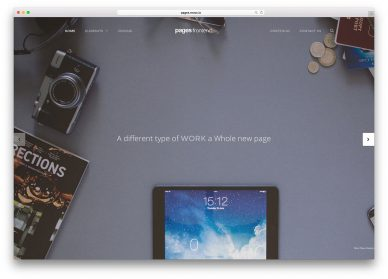 Best HTML5 And CSS3 Website Templates