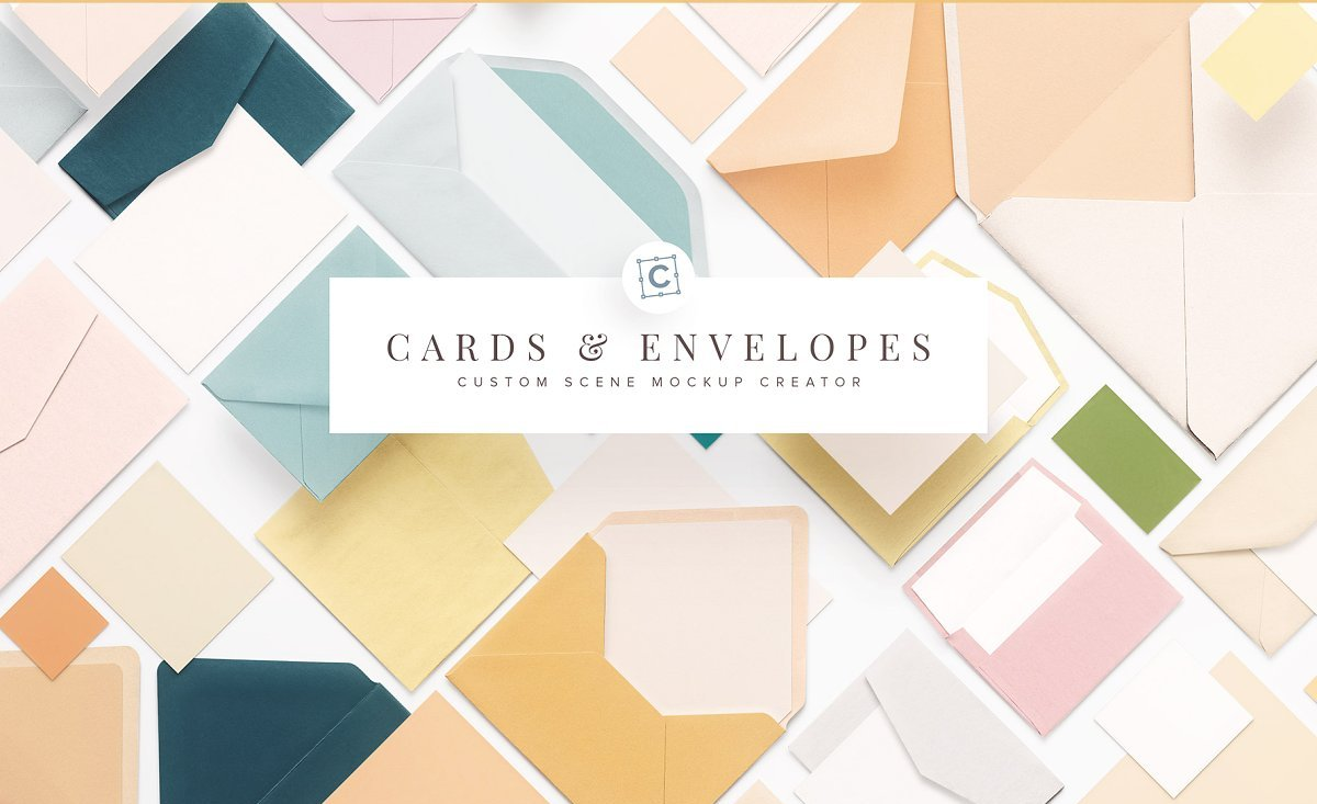 Top 25 Easy To Edit Invitation Card Mockups For 2019 Colorlib