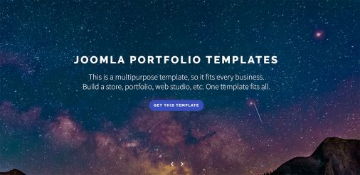 Best Joomla Portfolio Templates
