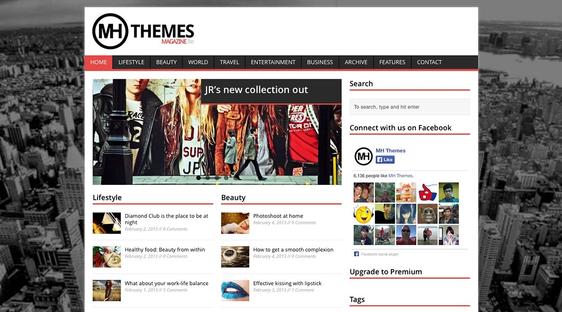 30+ Best Free, Beautiful & Responsive WordPress Magazine Themes To Build Awesome News Websites 2014