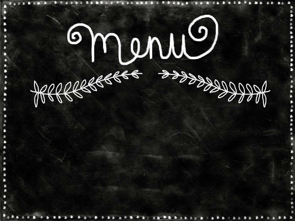 20 Best Menu Mockups For Restaurant Branding