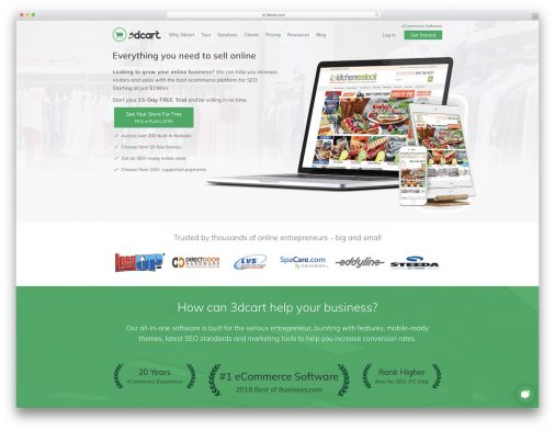 Best Online Store Builders