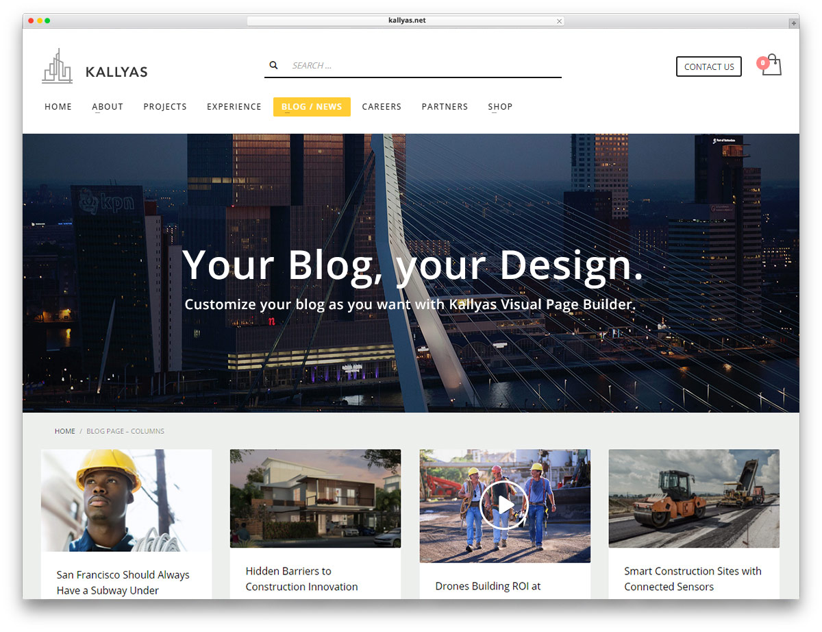 40+ Best Personal Blog WordPress Themes 2018   Colorlib
