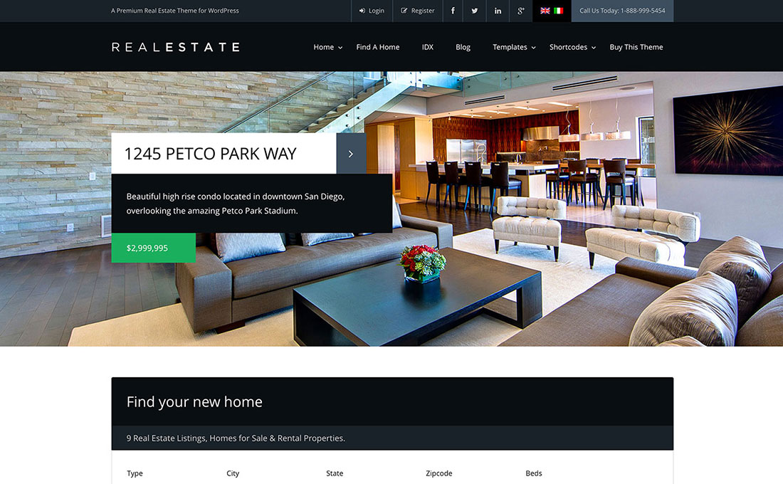 49 Best Real Estate Wordpress Themes For Agencies