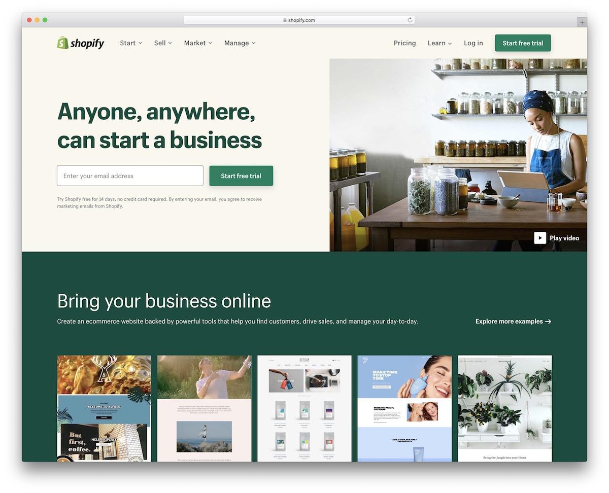 Online Store Builders