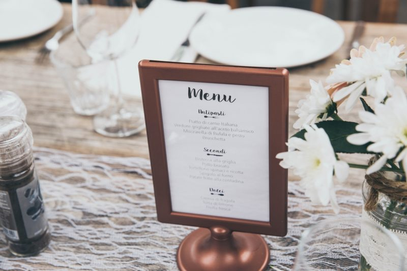 Top 20 Restaurant Menu Mockups For Excellent Designs