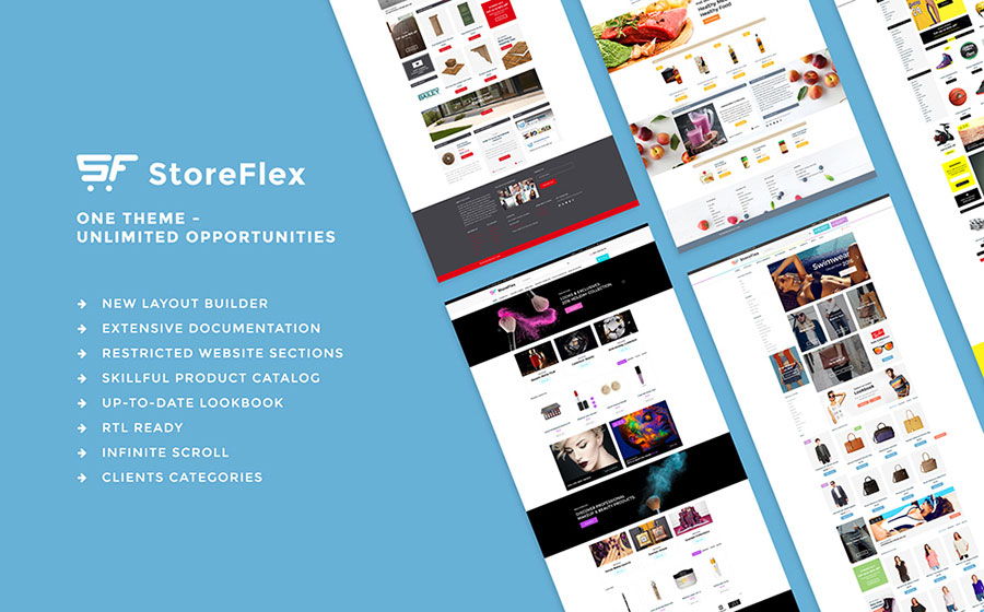 20 Flagship & Best Selling Templates at 35% Discount - Colorlib