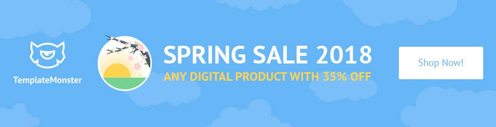 April discount