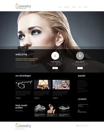 Jewelry WordPress Theme