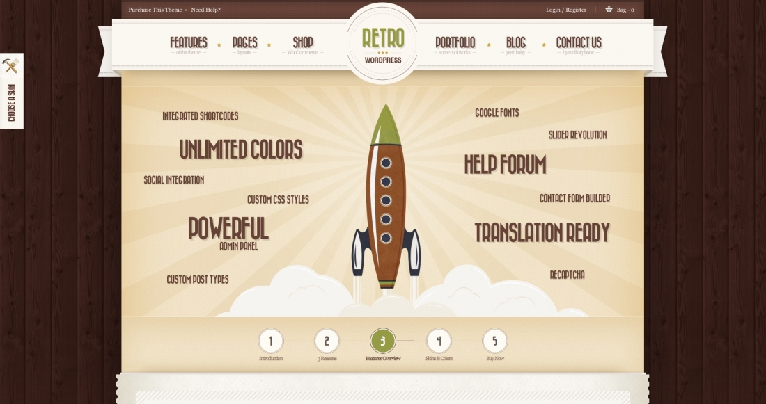 20 Best Vintage & Retro Style WordPress Themes For Hipsters And Vintage Fans 2014
