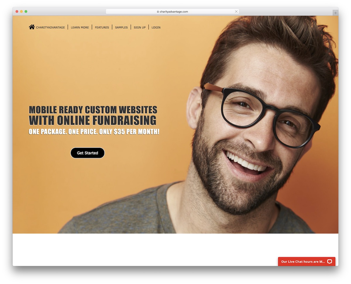 Best Website Builders For Non Profit Organizations