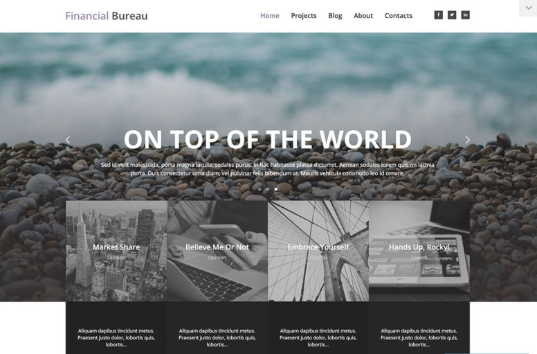20 Bestselling WordPress Themes Of July