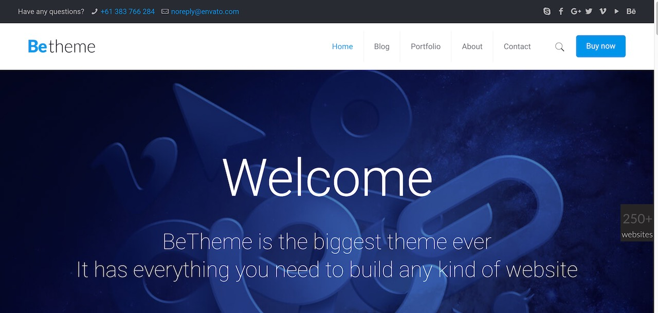 43 WPBakery Page Builder (Visual Composer) WordPress Themes