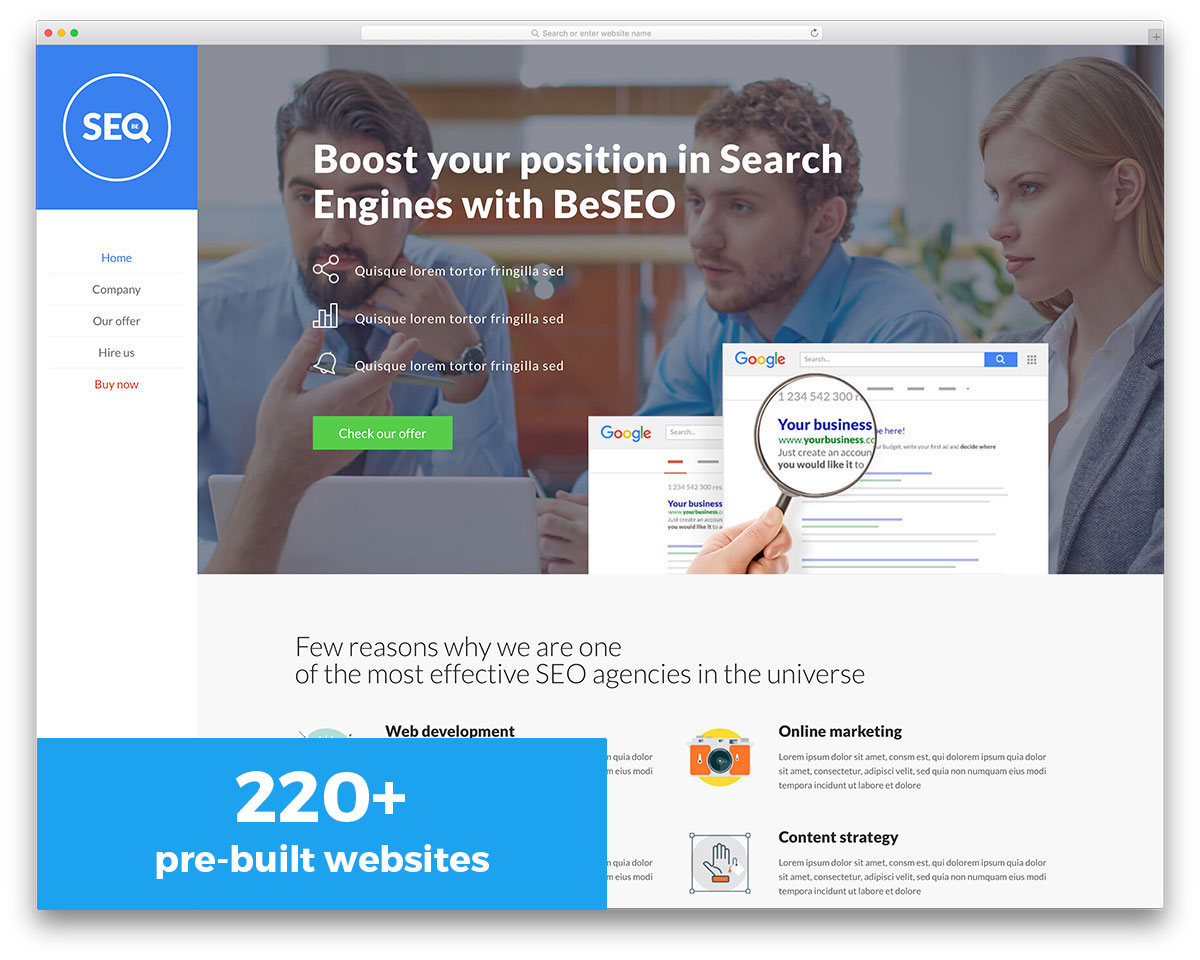 betheme-seo-company-website-template
