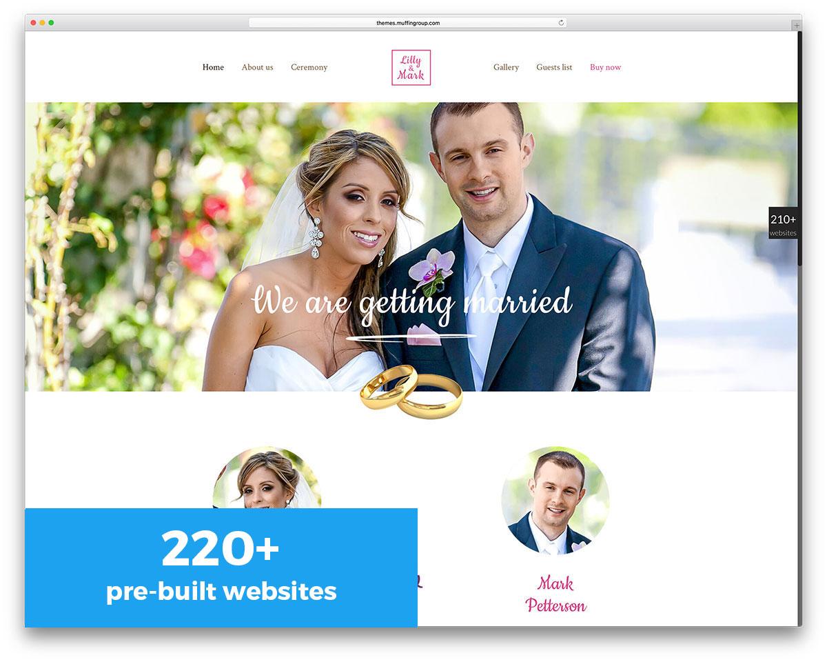 betheme-wedding-wordpress-template