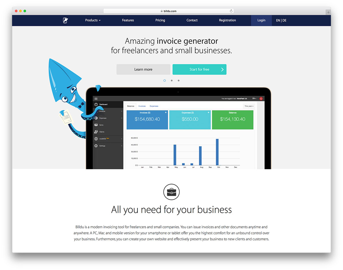 bildu-invoicing-tool