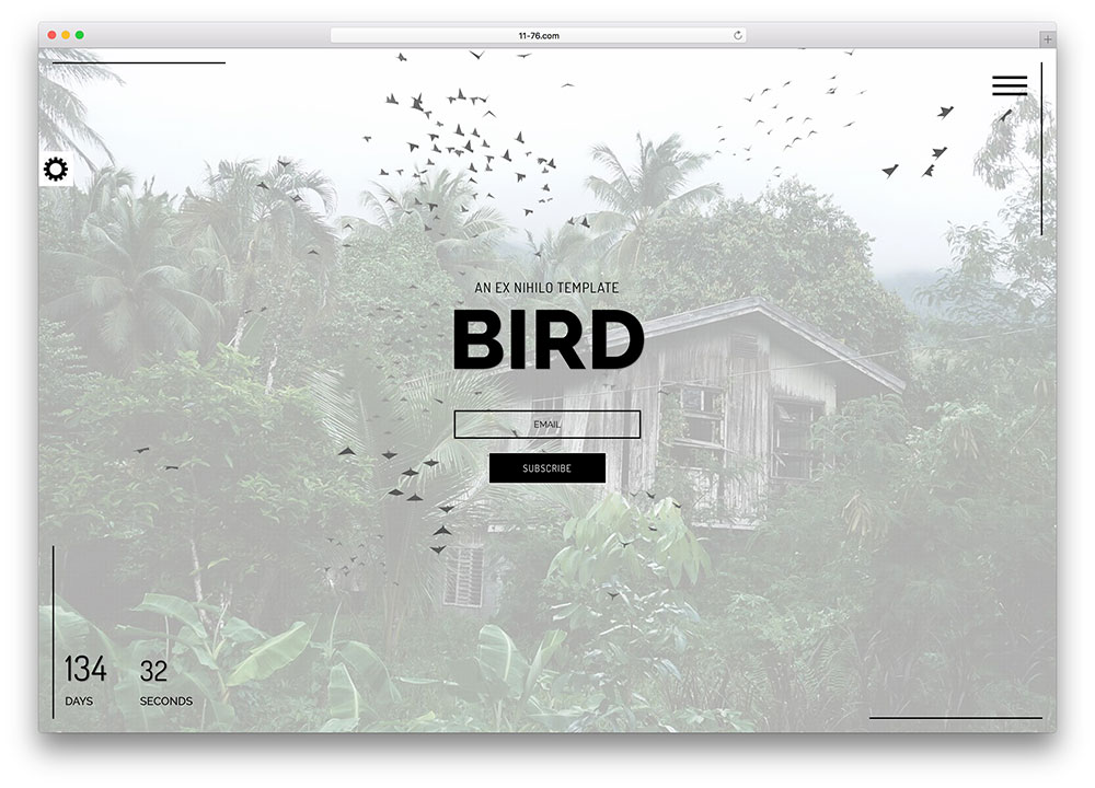 birdman-creative-coming-soon-html-site-template