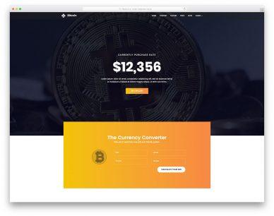 Bitcoin Free Template