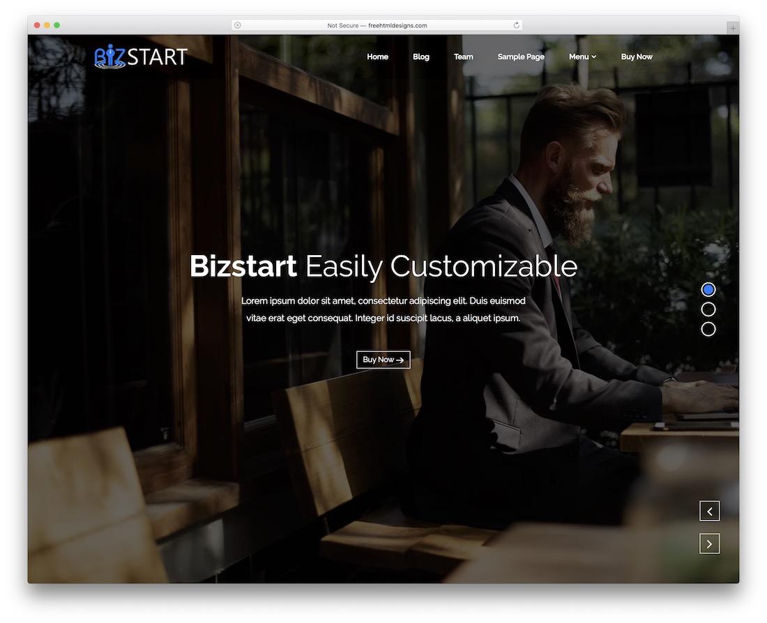 bizmart free bbpress theme