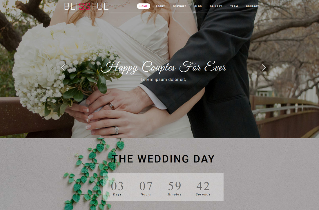 blissful-dating-website-templates