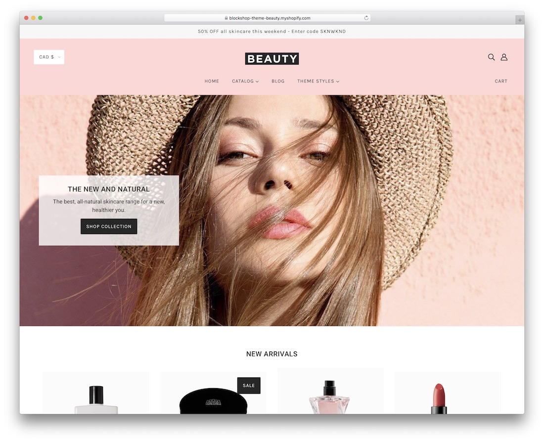 blockshop responsive shopify theme