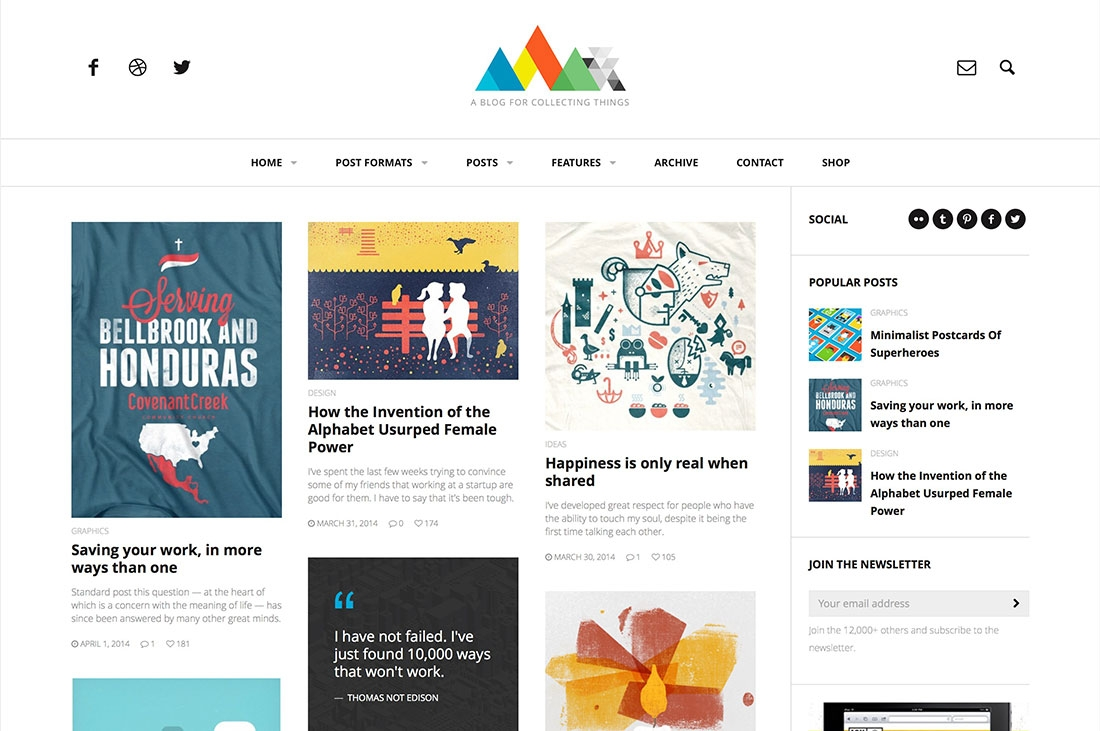 30+ Best Blog WordPress Themes For Corporate, Personal, Fashion, Travel, Photoblogging And More – 2014