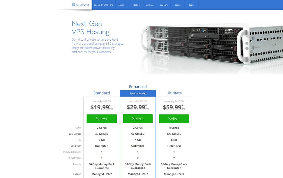 bluehost java hosting
