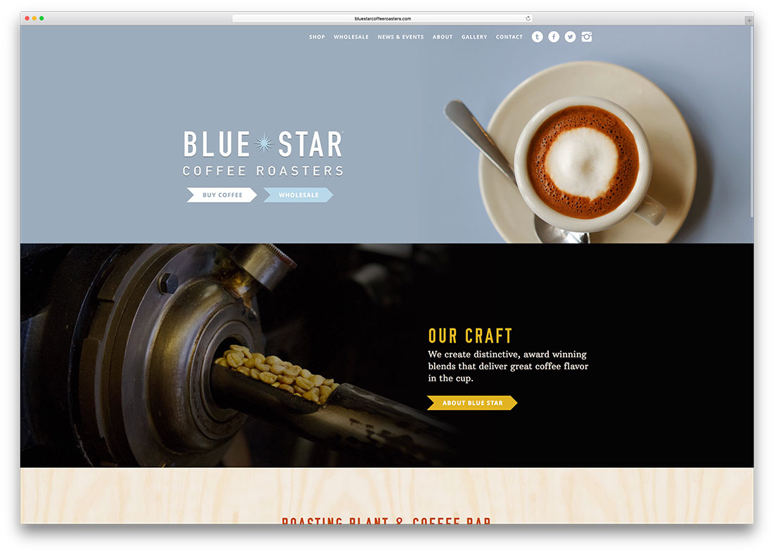 bluestarcoffeeroasters-woocommerce-website-example