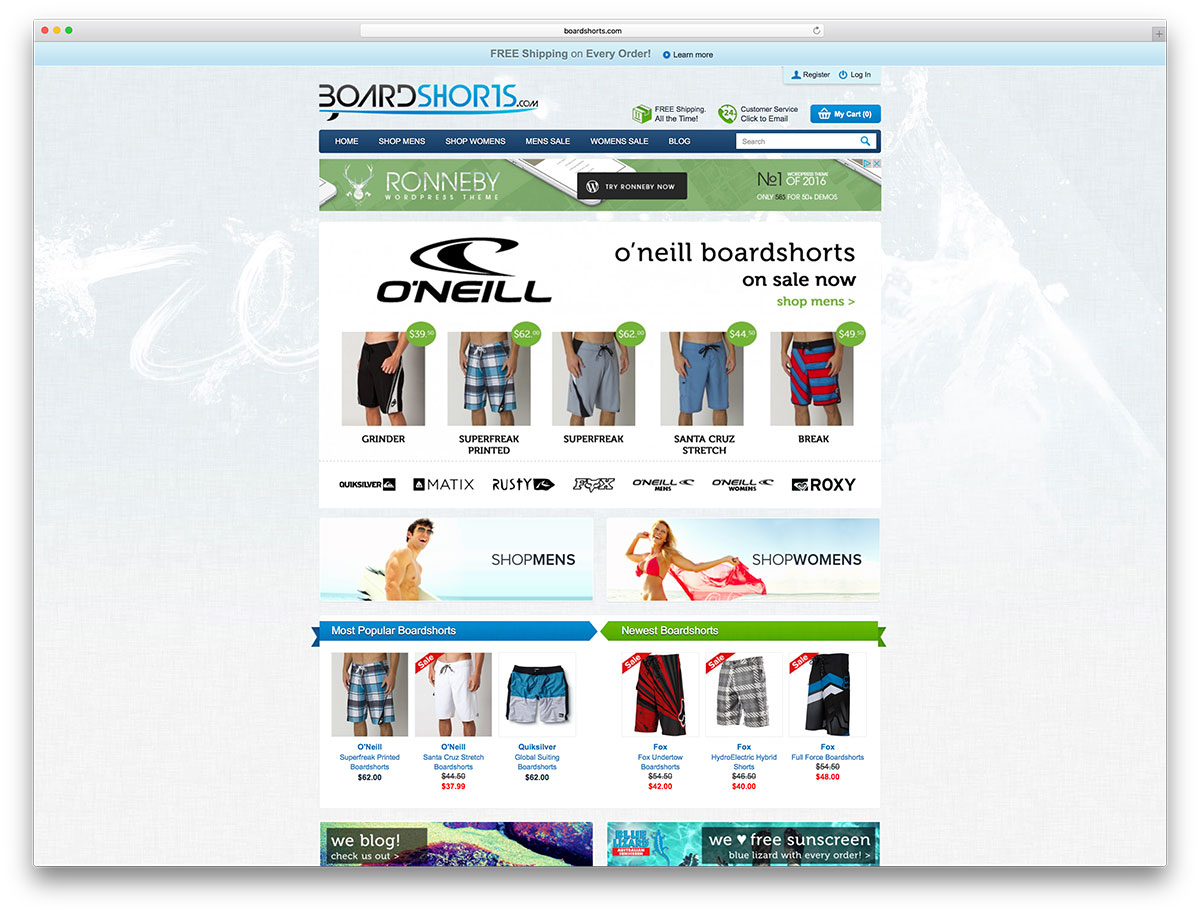 boardshorts-cloathes-store-ecommerce-site-example