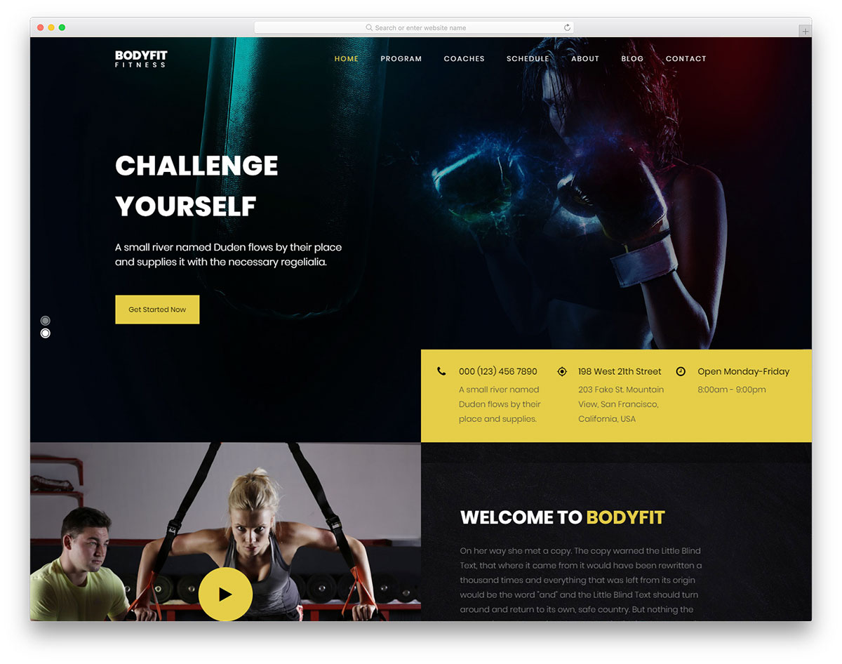 400 free website templates html bootstrap 2018 colorlib