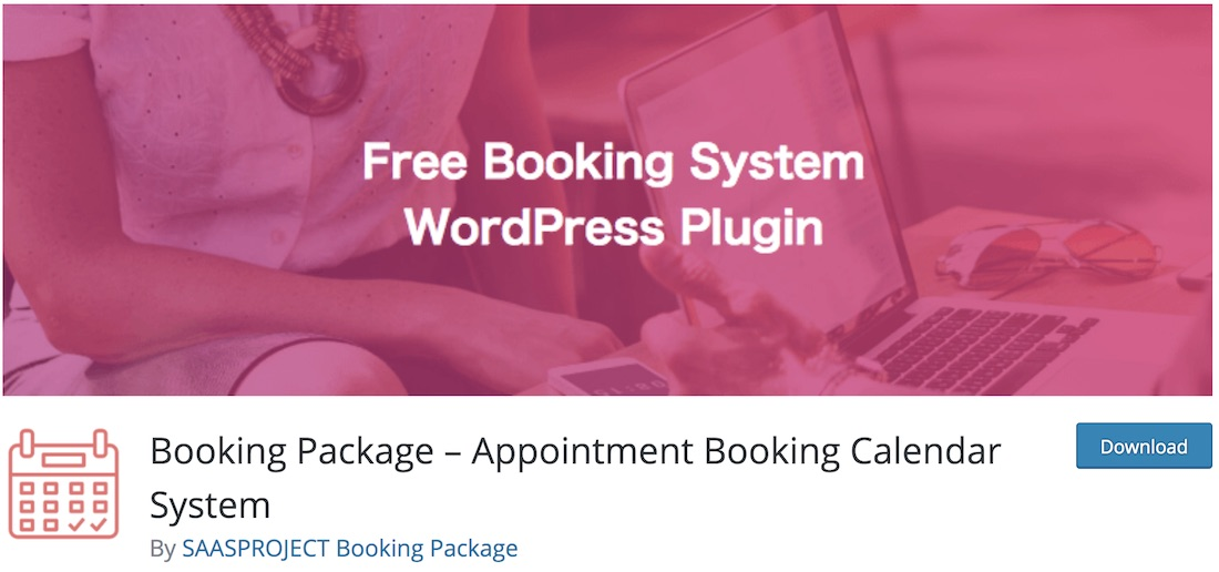 booking package free wordpress plugin