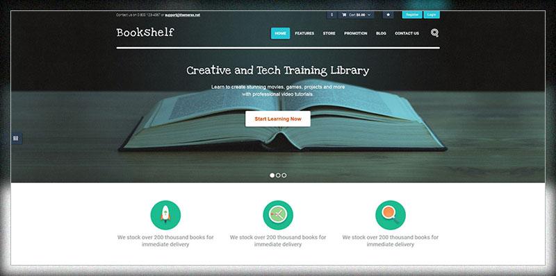 Bookshelf | Books & Media Online Store