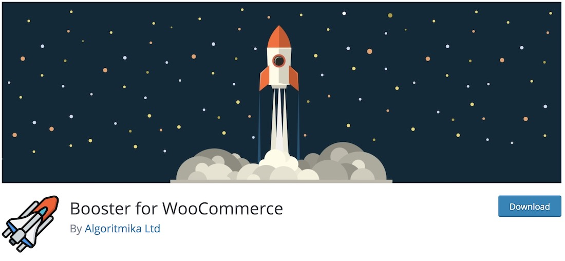 booster for woocommerce extension
