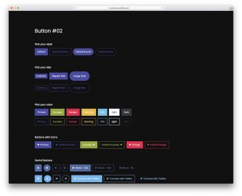 Bootstrap Buttons 12