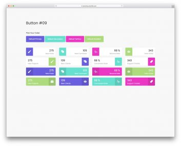 Bootstrap Buttons 19