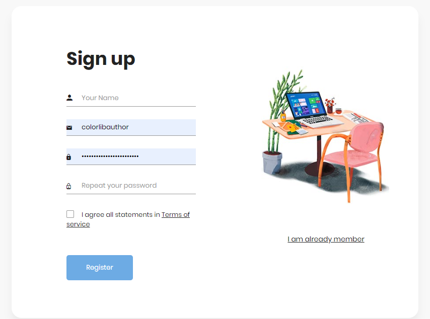 , 20 Free Bootstrap Form Validation to Use on Your Website, Rojak WP