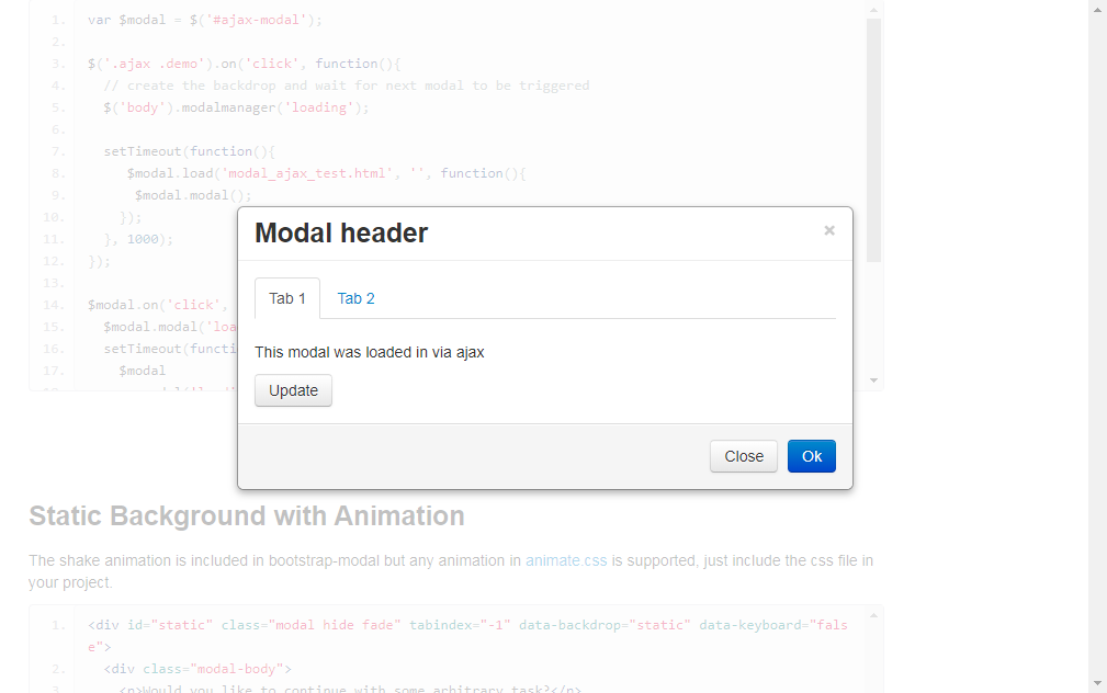 20 Bootstrap Modals To Spice UX On Your Website - Colorlib