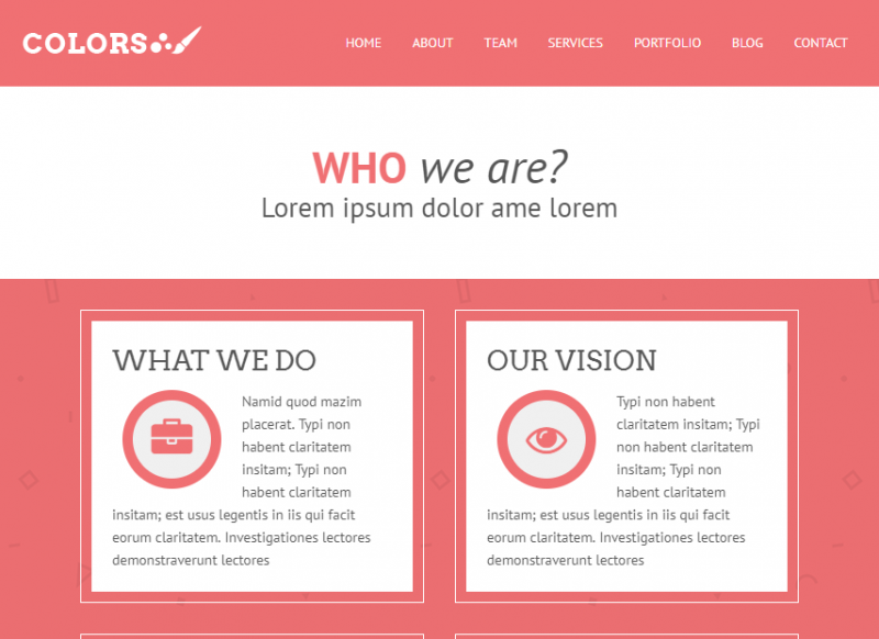 20 Bootstrap Parallax Examples To Improve Your User's Experience