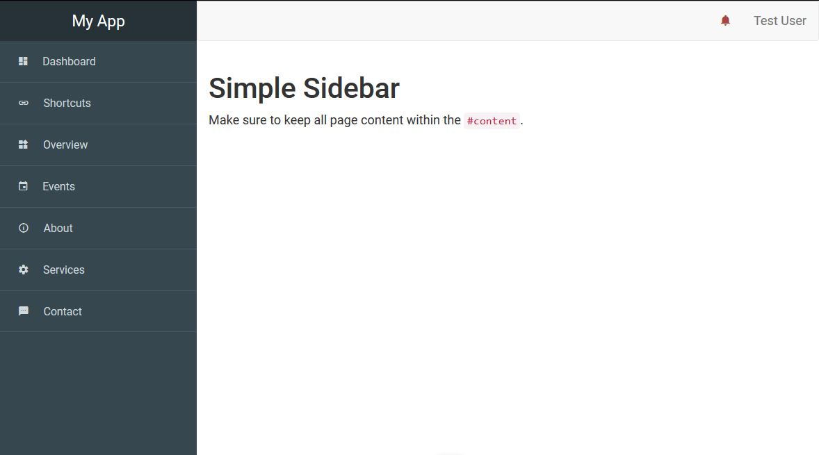 20 Most Amazing Free Bootstrap Sidebar Templates 2019 Colorlib