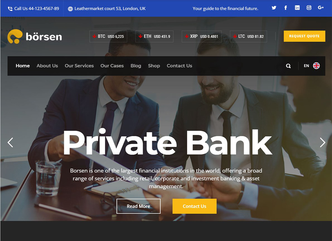 borsen-crypto-currency-finance-wordpress-theme