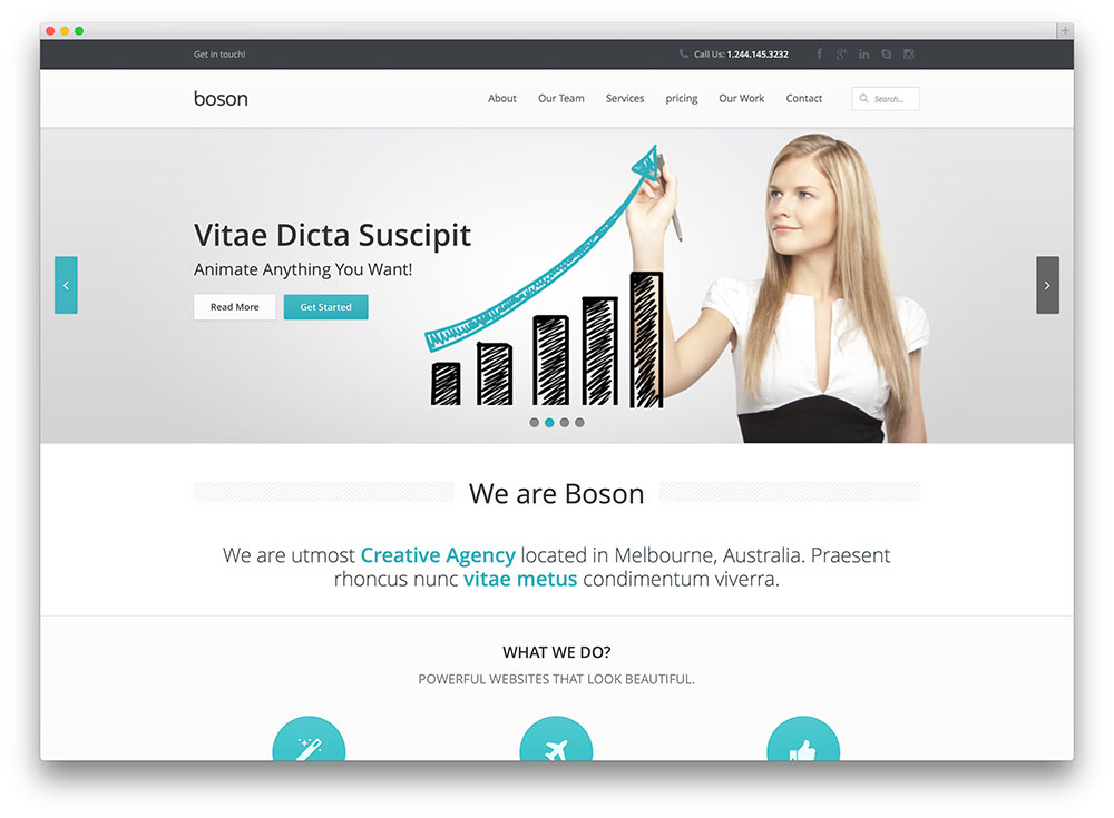 boson-corporate-theme