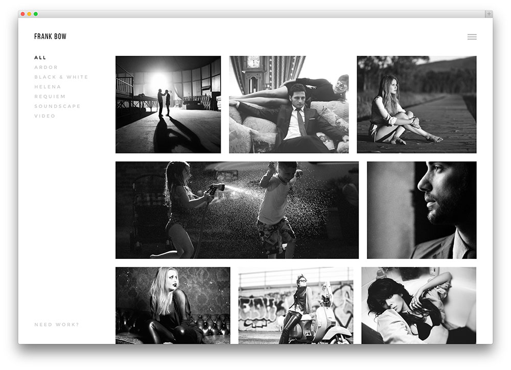 50+ Best Photography WordPress Themes 2017 - colorlib
