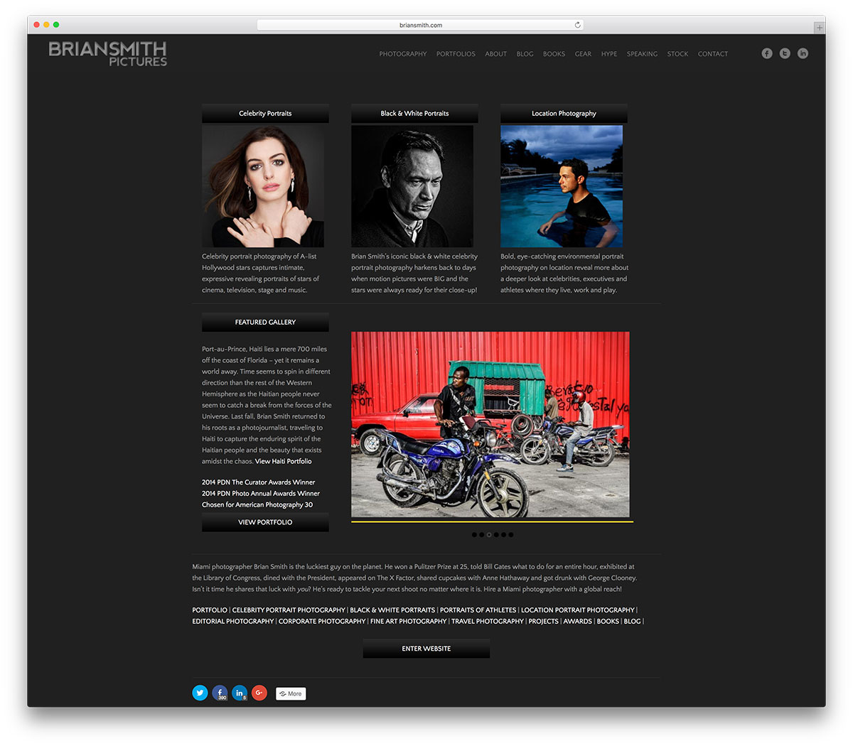 briansmith-dark-photography-website-using-wordpress