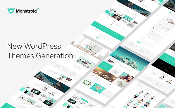 Monstroid2 - Multipurpose WordPress Theme
