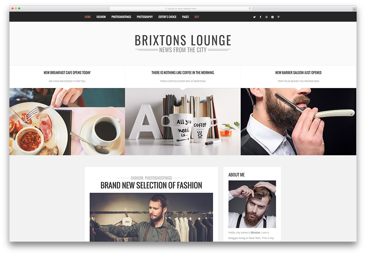 brixton-creative-wordpress-blog-theme