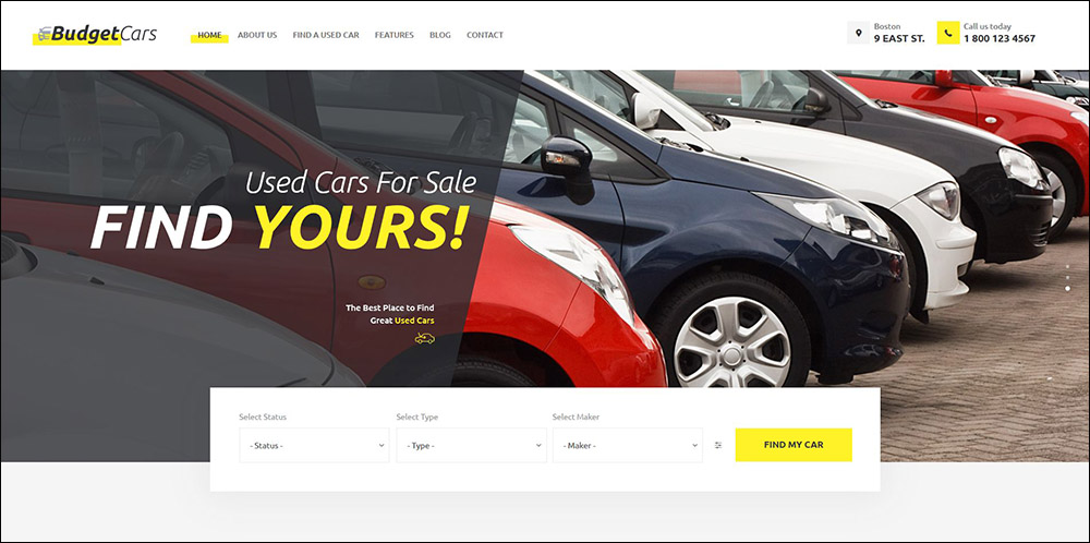 Budget Cars | Used Car Dealer & Store