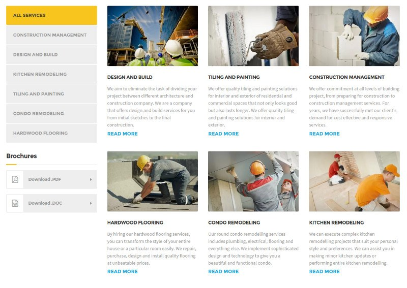 buildpress-services