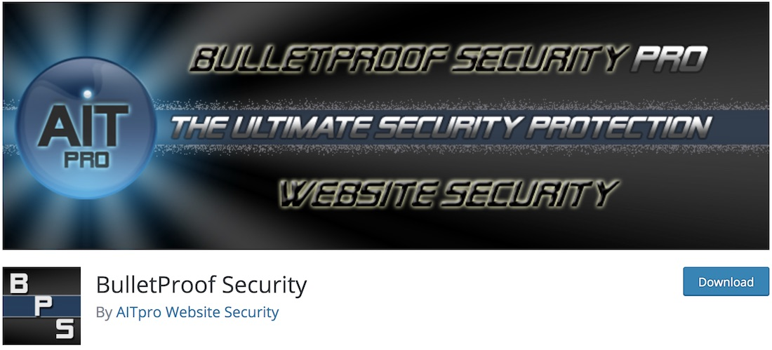 bulletproof security wordpress anti spam plugin